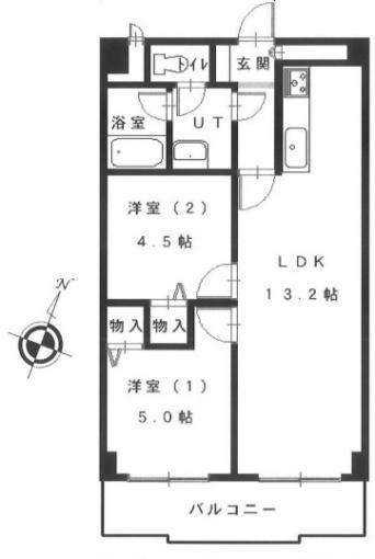 ◆パークハイツ中島 地下鉄南北線「中島公園」駅 徒歩2分!◆ 画像3