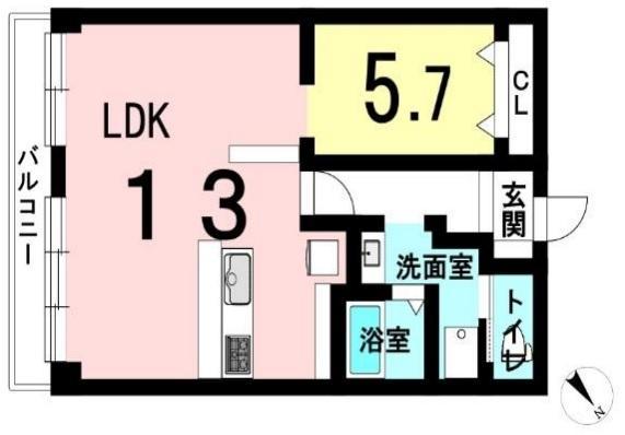 ◆札幌グランドマンション 札幌市電「山鼻9条」駅 徒歩9分!◆ 画像3