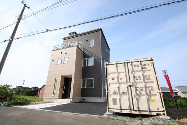 小樽市 張碓町 3階建 4LDK 画像2