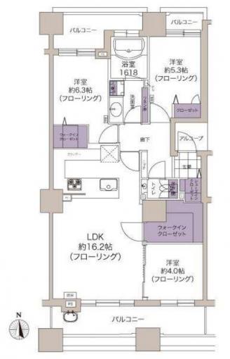 グランファーレ東札幌ロワイヤル 画像3