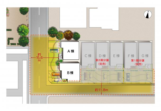 garden suite 南20条西11丁目 B棟 画像2