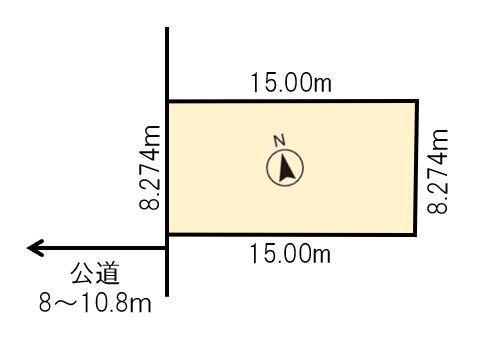 札幌市北区篠路一条7丁目 JR「篠路」駅 徒歩10分の立地! 画像2