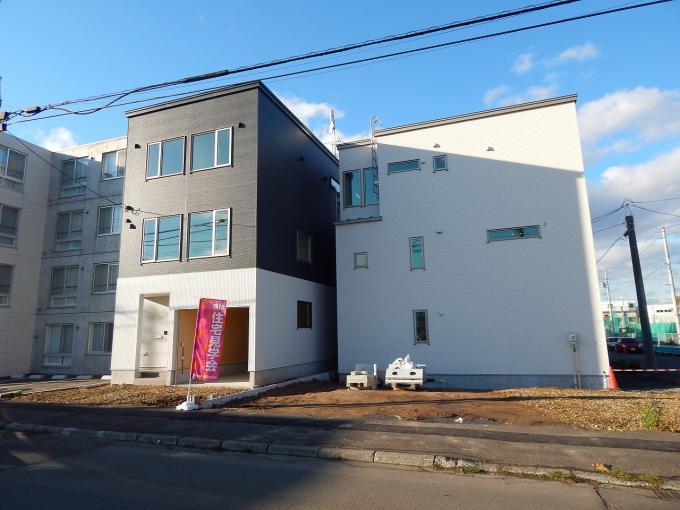北海道札幌市東区北九条東14丁目 の売買新築一戸建て物件詳細はこちら