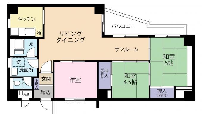 第二ファミール札幌 画像3