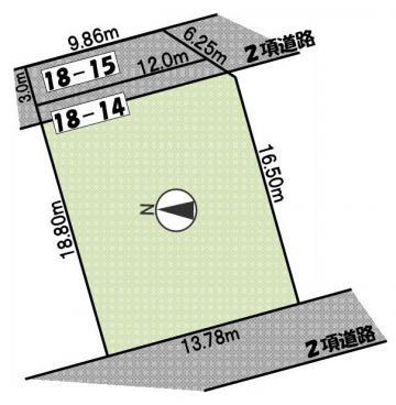 北海道小樽市富岡1丁目18番14、15 JR函館本線(長万部~小樽)[小樽]の売買土地物件詳細はこちら