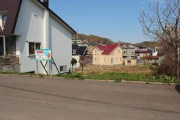北海道小樽市幸4丁目10番27 の売買土地物件詳細はこちら