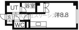 札幌市北区のアパート 画像2