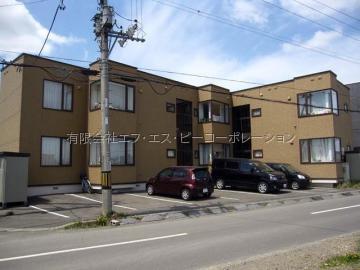 北海道千歳市豊里2丁目14-12 の賃貸アパート物件詳細はこちら