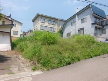 小樽市オタモイ1丁目売土地 画像2